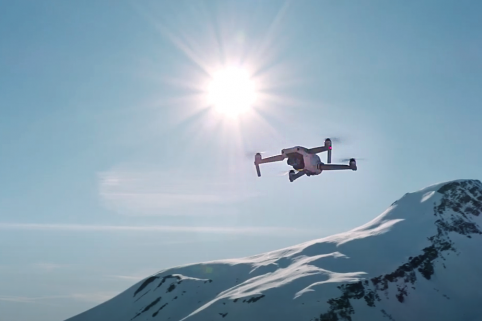 DJI Mavic Air 3 Showreel  (Service Productions)